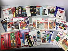 "Huge Lot of Atari Manuals Booklets Donkey Kong Yars"" Revenge"