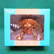 "Bioshock Big Daddy Vinyl Figure NIB 4.8"" Figurine Mr. Bubbles Rapture"