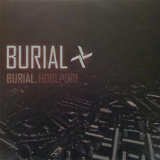 "Burial - Burial - Hyperdub HDBLP001 2 x 12"" Vinyl"