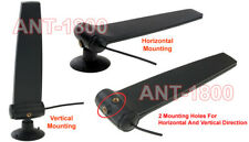 High-Gain 20dB Directional Wi-Fi Antenna W/Dual Mounting Base