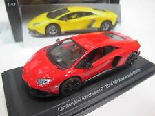 Leo Models 1:43 Lamborghini Aventador LP720-45 Anniversario 2013 Red