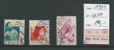 Netherland Collection Lot of 3 Used Stamps 1930-31 CV$19.50 Timbres Thématiques