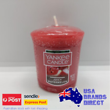 Yankee Candle - Single Votive Candle 15 hours - Juicy Watermelon