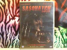 DVD d'occasion en excellent état : SASQUATCH MOUNTAIN ... La chasse commence ...
