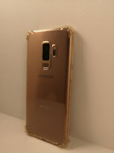 Samsung Galaxy S9 PLUS - Sunrise Gold (Unlocked) - PERFECT CONDITION