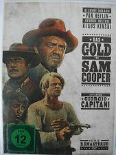 Das Gold von Sam Cooper - DVD Erstveröffentlichung - Klaus Kinski, Van Heflin