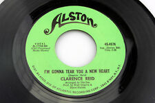 Clarence Reid: I'm Gonna Tear You New Heart / I'm a Man of my Word [VG++ Copy]