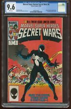 MARVEL SUPER HEROES SECRET WARS # 8 MAY 1984 CGC-GRADED 9.6 NM G-526