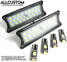 MODULES LED ECLAIGAGE BLANC PLAFOND INTERIEUR pour BMW E90 E91 E92 SERIE 3 05-10