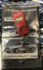 Vintage Maisto Die Cast Ferrari 348 Exotic Red Key Chain Ring Rare!