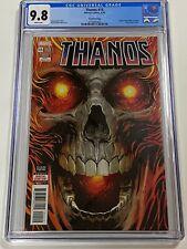 THANOS 15 CGC 9.8 Marvel Comics 4/18 Cates Cosmic Ghost Rider 2nd print Comic