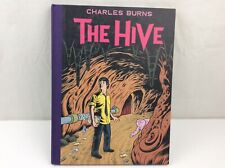 The Hive (Pantheon Graphic Novels) by Burns, Charles Book The Fast Free Shipping