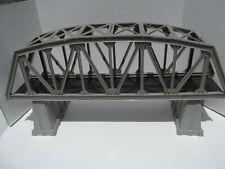 """LIONEL LARGE 24"""" TRESTLE BRIDGE ASSEMBLED W Piers"""
