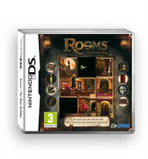 NDS-Rooms: The Main Building /NDS  GAME NUOVO