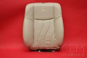 13-15 INFINITI JX35 QX60 Front Right Upper Seat RH OEM