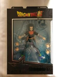 Dragon Ball Super Dragon Stars Series 10 ANDROID 17 DBZ ** in stock **