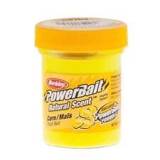 Berkley PowerBait Natural Scent Trout Bait Corn BTCOY2
