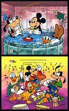 Uganda 888-897 NIPPON-1991 Disney characters visit Japan Mickey, Minnie x14672