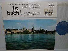 50 672 Bach 2 Violin Concertos Concerto For 2 Violins Josef Suk & Ladislav Jasek
