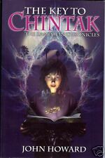 THE KEY TO CHINTAK double signed Ltd Ed of only 100 - JOHN HOWARD