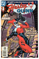 HARLEY QUINN #1 DF SIGNED & SKETCHED TERRY DODSON DYNAMIC FORCES #73/300 COA