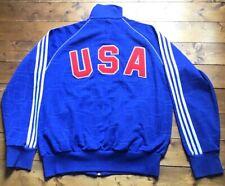 Adidas Originales Team USA obstáculos Chaqueta de pista. tamaño: XL. Súper Rara.