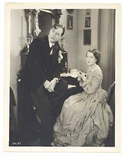 MGM 1928 THE ACTRESS 8x10 NORMA SHEARER Owen Moore
