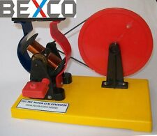 TOP QUALITY Motor Cum Generator Model Demonstration Motor, Physics Lab by BEXCO