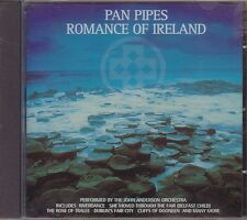CD Audio  The John Anderson Orchestra* ‎– Pan Pipes: Romance Of Ireland - 1995