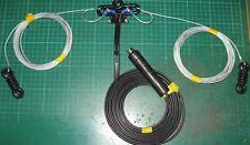 G5RV Half Size 51 Feet Superior poly weave Wire Antenna