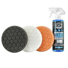 "Chemical Guys HEX_3KIT_5 - Hex-Logic 5.5"" Buffing Pad Sampler Kit"