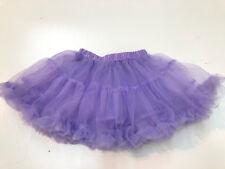 Costume USA Kids Girl Purple Dance Costume Tutu Size M-L Layers 7-8  Pepa Pig