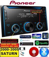 2000-2005 SATURN CD AM/FM MP3 USB EQ BLUETOOTH AUX CAR RADIO PACKAGE