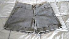 Womens Dockers Denim Shorts, Size 12