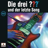 DIE DREI ??? - 183/UND DER LETZTE SONG   CD NEU