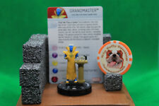 HeroClix - Grandmaster #101 - LE - New in original packaging.