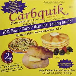 Carbquik Baking Biscuit Mix 48oz