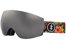 Electric Visual EG3.5 Dark Tourist Snowboarding Goggles (Brose / Silver Chrome)