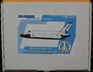 Anigrand Models 1/144 MOLNIYA BURAN OK-92 RUSSIAN SPACE SHUTTLE