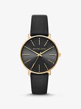 Michael Kors Pyper Crystal Black Dial Men's Watch MK2747