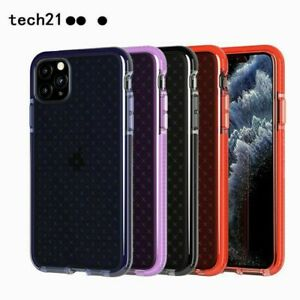 Tech21 Evo Check Shockproof Cover Case For iPhone 11 /iPhone 11 Pro / 11 Pro Max