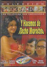 DVD - Y Hacemos De Tocho Morocho NEW Las Peliculas Mas Cachondas FAST SHIPPING!