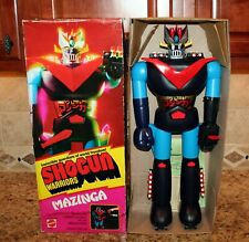 "Vintage Original 1976 Shogun Warriors Mazinga 24"" w/ Box Inserts Awesome !"