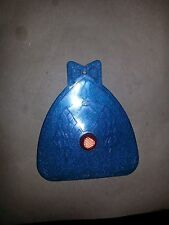 Genuine HUNT-WILDE Bicycle Flap Sparkle Blue NOS #686A