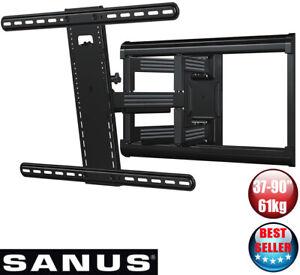 Sanus Tv Mount Wall Full Motion SLF226-B2 Simplicity 61kg 37-90''
