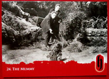 HAMMER HORROR - Series Two - Card #24 - The Mummy - Strictly Ink 2010
