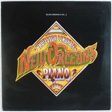 PROFESSOR LONGHAIR: New Orleans Piano USA Atlantic Blues Vinyl LP NM Wax