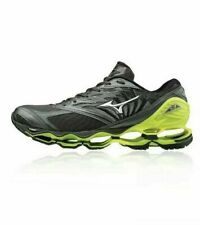Mizuno Wave Prophecy 8 Uk10.5 Black/Yellow/Silver Eu45 BRAND NEW