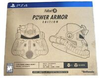 Fallout 76 Power Armor Edition - PlayStation 4 - Brand New! W/ Bonus Canvas Bag!