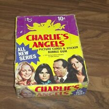 CHARLIE'S ANGELS SERIES 3 TRADING CARDS FULL WAX BOX